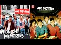 One Direction - Midnight Memories Vs What Makes You Beautiful (Mashup / Remix)