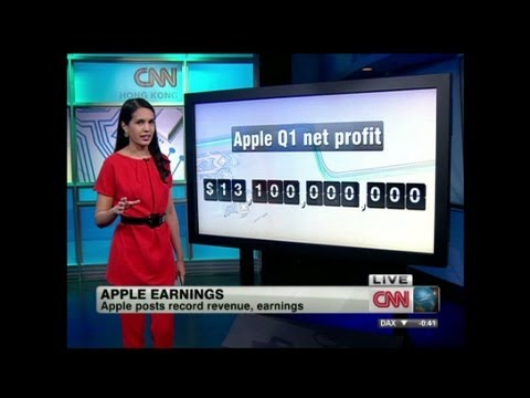 Investors sour after Apple's latest earnings