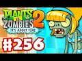 Plants vs. Zombies 2: It's About Time - Gameplay Walkthrough Part 256 - Big Wave Beach Part 1!