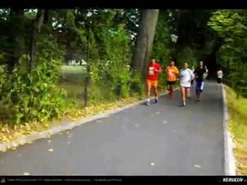VIDEOCLIP Antrenament. Dublu maraton. Padurea Copiilor. Teodora. Transmaraton 2013