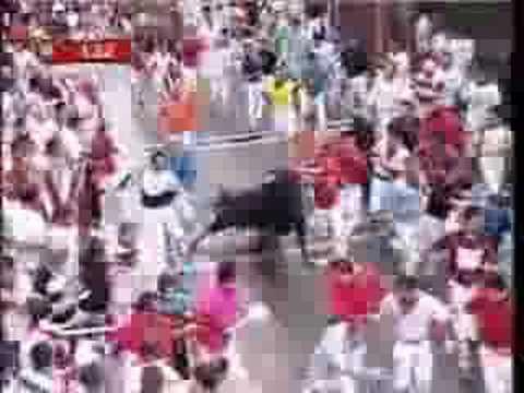 www.SanFerminTV.com S08E07 13-Julio Septimo Encierro Fiestas