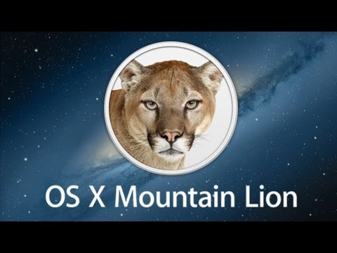 Apple OS X Mountain Lion (10.8) GM Review