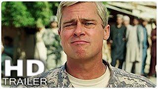 WAR MACHINE Trailer 2 (Extended) 2017