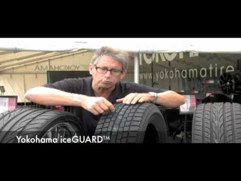 Yokohama Tire Tips #4 - When to use Summer, All-Season, and Winter tires