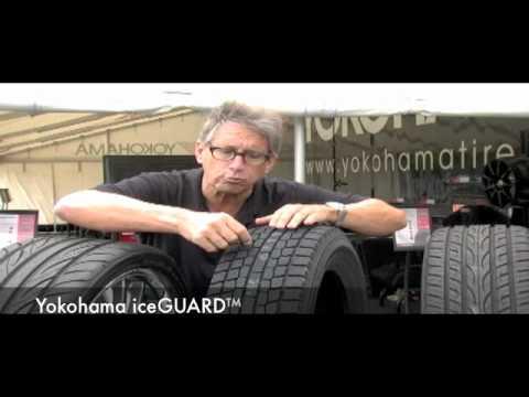 Yokohama Tire Tips #4 - When to use Summer, All-Season, and Winter tires