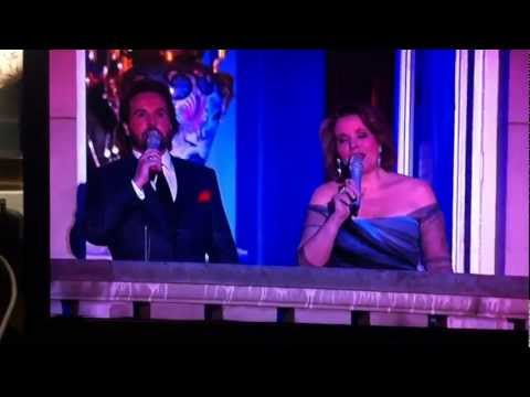 Alfie Boe &amp; Renee Flemming - Queens Diamond Jubilee Concert