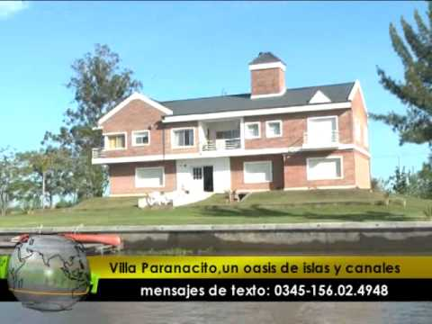 Conocer Villa Paranacito 