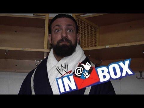 "What's growing inside Damien Sandow's beard? - ""WWE Inbox"" - Episode 35"
