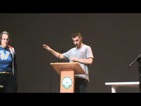 World Universities Debating Championships (WUDC) 2012 - Ajudication Test Debate
