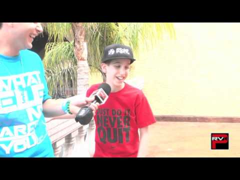 Pt 2 - 1 and 1 interview with Jason Smith of Iconic Boyz at NRG Dance Project Tour AZ