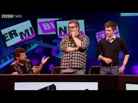 The Choir's Gareth Malone tries to sing - Preview - Never Mind The Buzzcocks - BBC Two