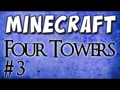 Minecraft: Four Towers (Custom Map) Part 3