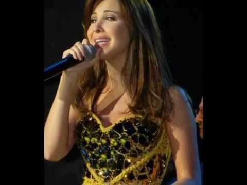 Nancy Ajram - Mistaniyak Part1 with lyrics