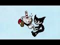 Фрагмент с конца видео Bendy VS Cuphead   STRIFE!!