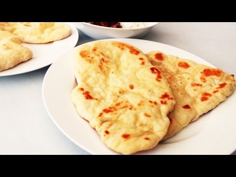 How To Make Naan Bread - Indian Video Recipe