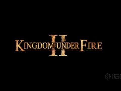 Kingdoms Under Fire 2: Extended Trailer