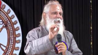 2016 Arangetram Prof.Raghuraman speech