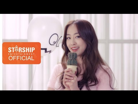 Love Is You (Feat. Sistar, JungGiGo, Mad Clown, Boyfriend & Joo Young)