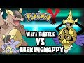 Pokemon Y 3DS - Wifi Battles Vs TheKingNappy W/Co Commentary