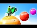 САМЫЙ ТРУДНЫЙ КОГДА-ЛИБО СОЗДАННЫЙ СКИЛЛ-ТЕСТ! (GTA 5 Смешные Моменты)