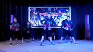 free style dance by our students