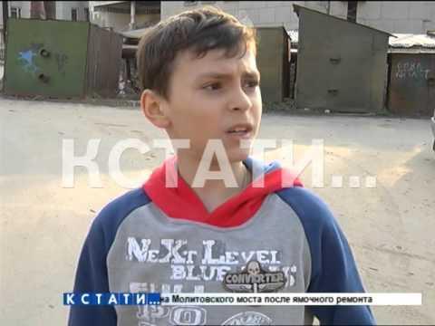 Телеканал «Сети-НН» снял репортаж о стрельбе на Стахановской