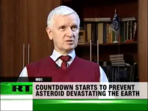 Russian scientists brace for approaching asteroid