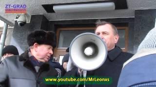Губернатор Сергей Рыжук в отставку уходить не собирается