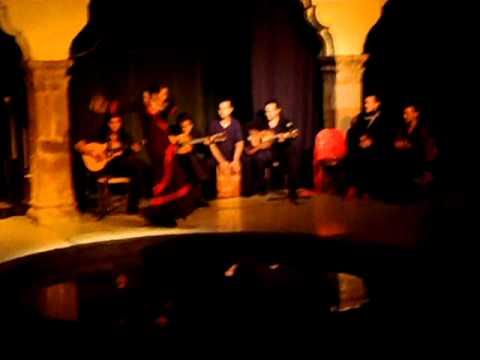 Alegrías. Flamenco Arzapua