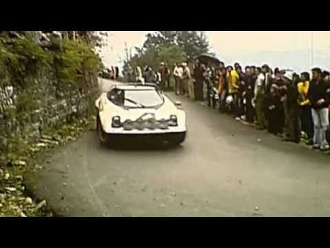 From Stratos to Escort part 2 - RWD rally action with pure engine sounds