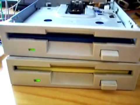 Dobre stare diskete poslužile kao muzički instrument