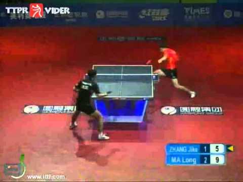 Ma Long-Zhang Jike (Harmony China Open 2011 Final)