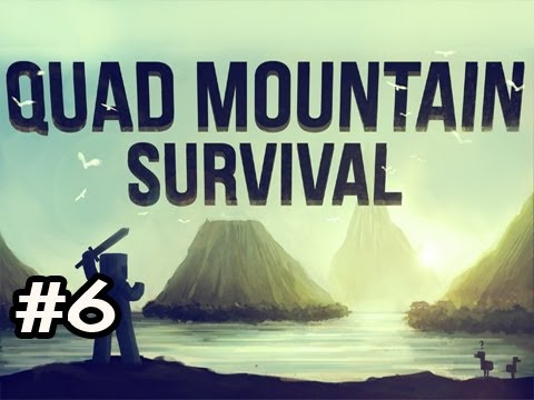Minecraft: Quad Mountain Survival w/Nova Ep.6 - NO CAKE FOR YOU!