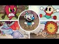 Cuphead - Secret Boss Fights (Hidden Boss Phases)