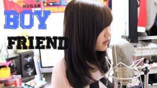 Justin Bieber - Boyfriend (Cover) Megan Lee