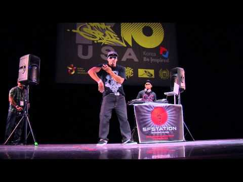 Money B vs Bionic @ R16 USA Popping Battle 2011
