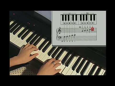 Tự Học Đàn Piano - Bài 8