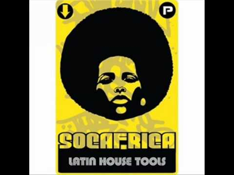 GUAPITA MUSIC - Socafrica - Latin House Tools