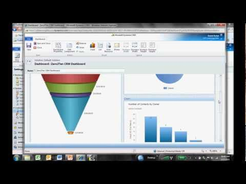 Customization Toolkit Overview - Microsoft Dynamics CRM 2011 Series by Zero2Ten