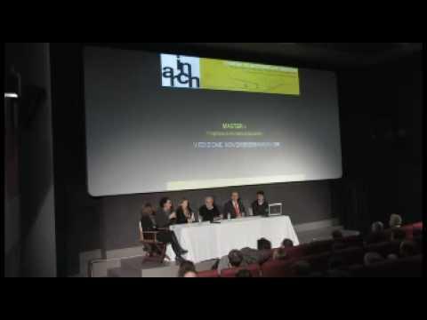 """Presentazione V edizione del Master IN/ARCH """"Progettista di Architetture sostenibili"""" (I parte)"""