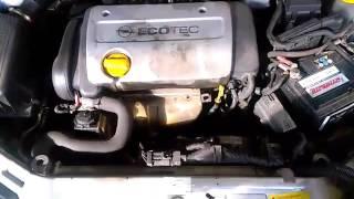 ДВС (Двигатель) Opel Vectra B Артикул 900042149 - Видео
