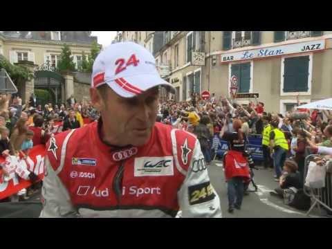 das war der Audi-Sieg in Le Mans - Video inkl. Interview mit dem Sieger