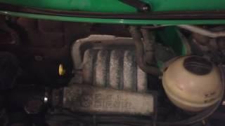 ДВС (Двигатель) в сборе Volkswagen Transporter 4 Артикул 50786777 - Видео
