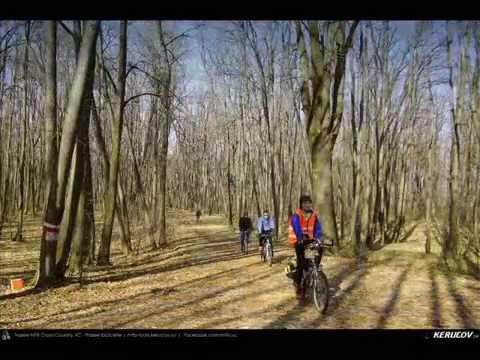 VIDEOCLIP Traseu MTB Bucuresti - Padurea Mogosoaia - Chitila - Chiajna - Lacul Morii