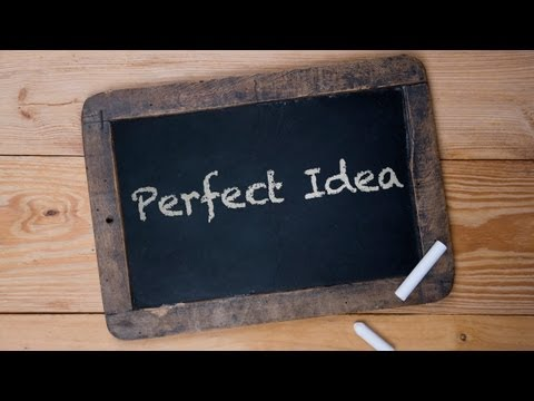 What Is The PERFECT Idea?? - Ask Jay