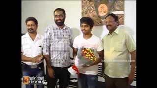 GV Prakash inaugurates 'Color Chord' Art Show