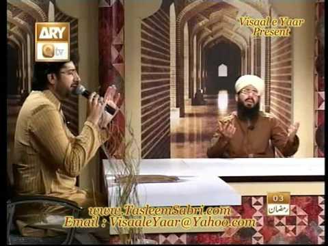 URDU NAAT(Teri Khushboo)TASLEEM SABRI IN QTV.BY  Naat E Habib