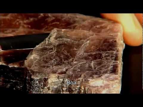 Mineralogia #2 - Identificando os Minerais