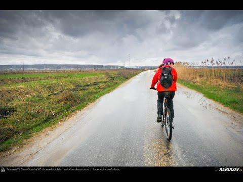 VIDEOCLIP Traseu MTB Golesti - Catanele - Moara Mocanului - Voia - Crangurile de Sus - Gaesti