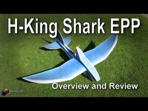 RC Reviews: H-King Shark EPP Plane - UCp1vASX-fg959vRc1xowqpw